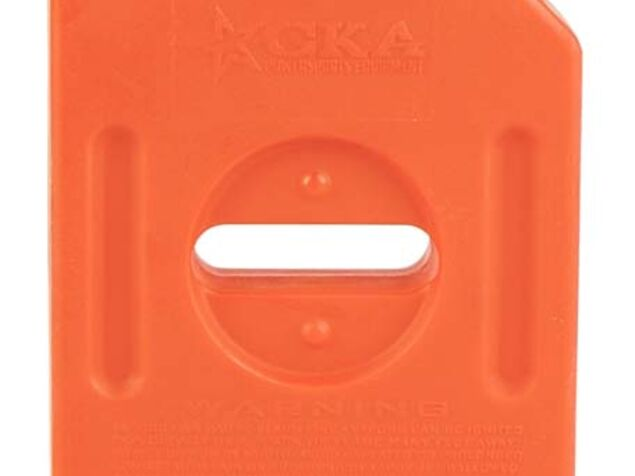 Jerry can GKA 4 liters for diesel fuel, gasoline and water