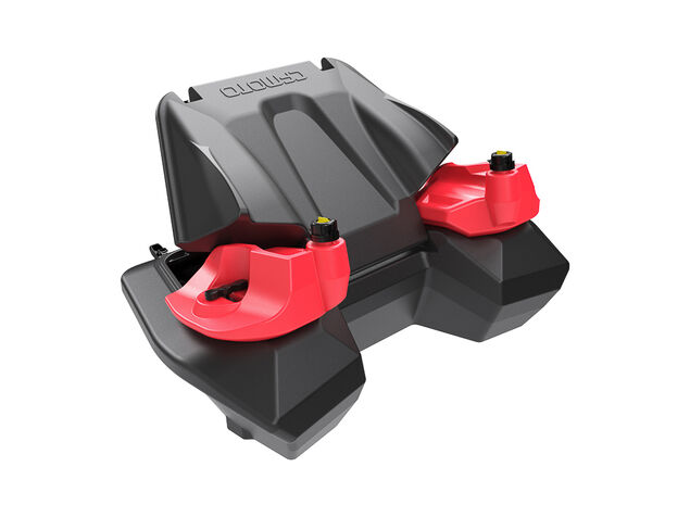 5,8-liters jerrycan for CFMoto ZForce 1000 storage box