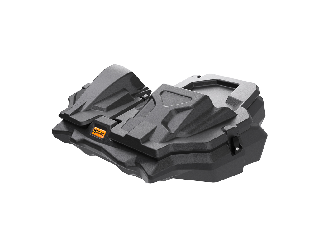 Mount kit Tesseract jerrycan for Box BRP Maverick X3