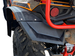 Fender extension for ATV BRP Can-Am Outlander Max 570