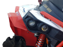 Fender extension for ATV  BRP Renegade X MR(2012-2019)