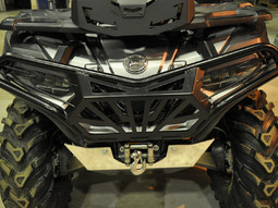 Front bumper for CFMOTO CFORCE 600 TOURING