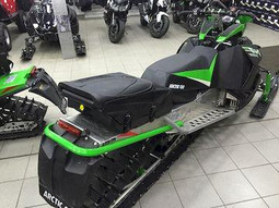 Box Sport Combo AC-700-M. The case for the snowmobile ARCTIC CAT, with the Jerry can.
