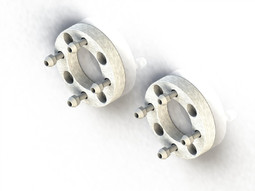 Wheel spacers 4х110-2