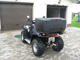 ATV box GKA L 500
